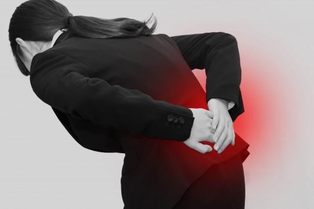 整形外科系の腰痛と内臓の病気による腰痛の違い