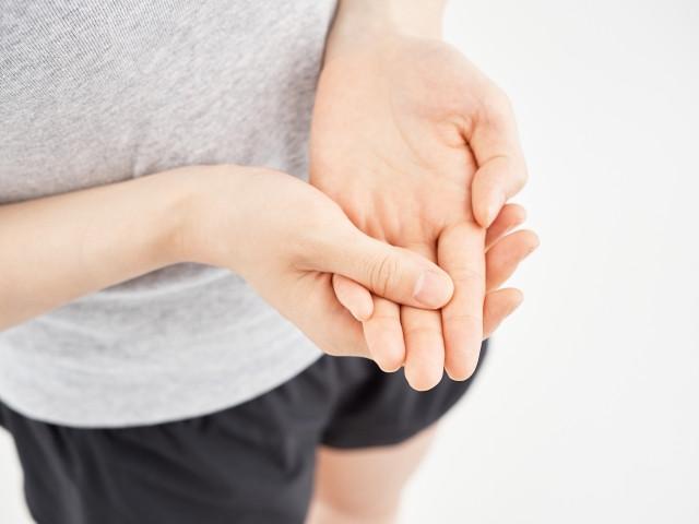 腱鞘炎・ばね指とは