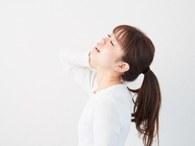 首こり(頚性神経筋症候群)とは