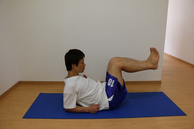 体幹トレーニング③