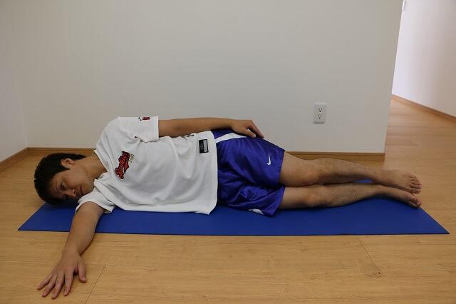 体幹トレーニング⑤
