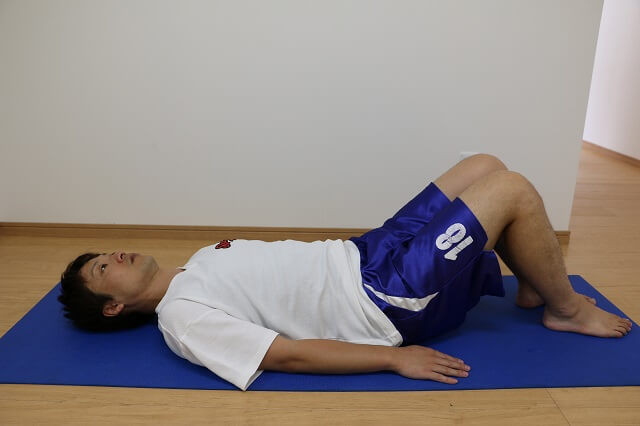 体幹トレーニング④