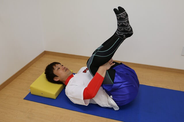 筋膜リリース(腰)