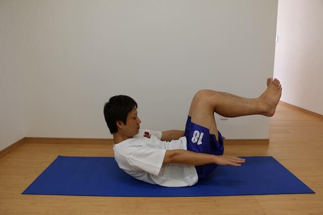 体幹トレーニング①